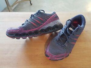 sentar hígado distancia  Adidas BOUNCE A3 Gigaride Technology Womens 8 US Smoke & Purple ...