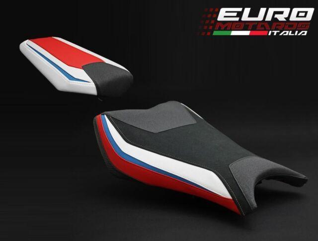 Honda CBR1000RR SP 2014-2016 Luimoto Tec-Grip Suede Seat Cover Set /Gel Option