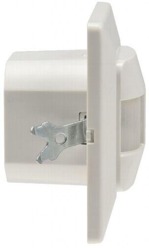 ct-22643 2-Fil technique Réservoir PIR-Détecteur mvt 180 ° DEL Adapté blanc