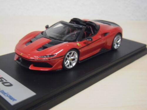 LS485A Rosso TRS Ferrari J50 LookSmart 1:43