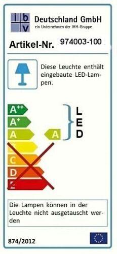 3,5w LED Lampe soubassement extra plat 34cm Lumière barre blanc möblelleuchte cuisine