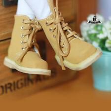 Yosd Shoes 1/6 BJD Shoes Yosd Dollfie Nubuck leather Boots Luts Dollmore AOD DIM