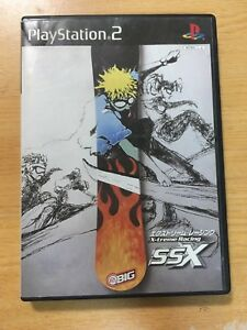 FREE-SHIPPING-SONY-PS2-PLAYSTATION-2-JAPAN-X-treme-Racing-SSX