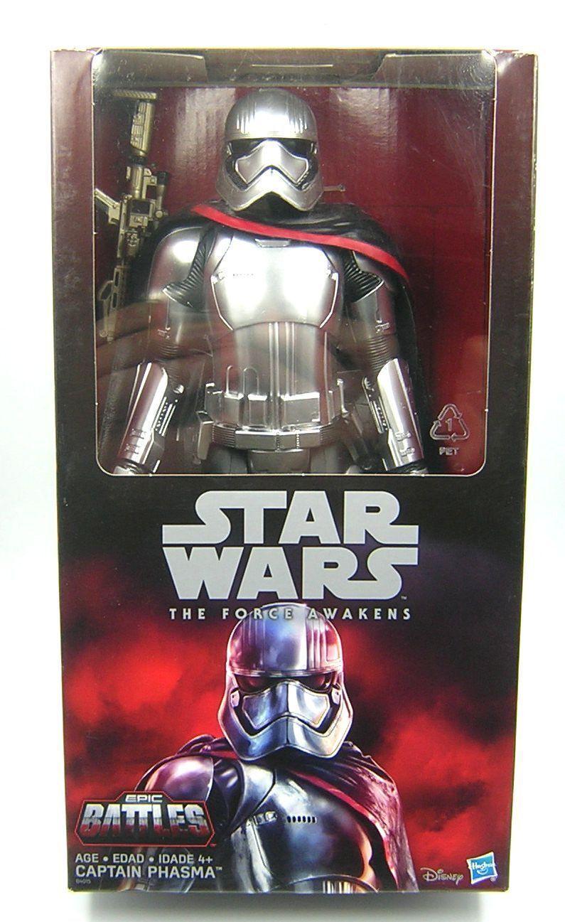 Star Wars The Force Awakens 12  Inch Captain Phasma