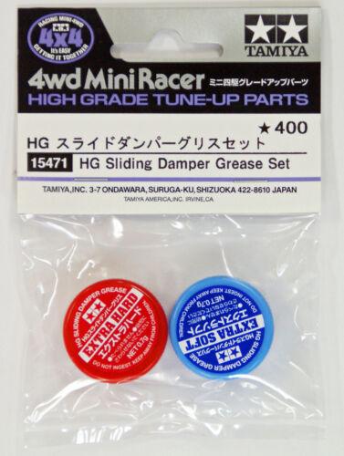 Tamiya 15471 Mini 4WD Sliding Damper Grease Extra Hard//Extra Soft
