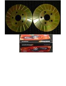 Toyota-Celica-St-2-0-Gt-St202-importacion-rendimiento-acanalado-Freno-Mintex-Pastillas-De-Freno