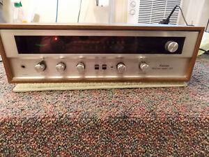 SANSUI-210-VINTAGE-STEREO-RECEIVER-1972-AM-FM-TUNER-PHONO-AMPLIFIER