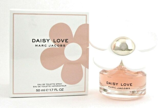 Daisy Love by Marc Jacobs 1.7 oz./ 50 ml. Eau de Toilette Spray for Women. NEW