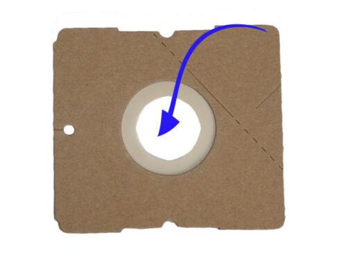 20 Sacchetto per Aspirapolvere Adatto Samsung SC 4171 sc4171-5-Lagen tessuto non tessuto 639