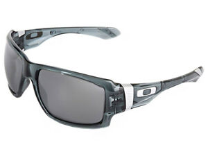 aab43182c88 Oakley Big Taco Sunglasses OO9173-02 Crystal Black Black Iridium ...