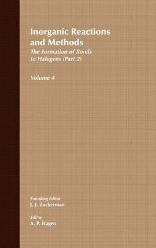 Inorganic Reactions and Methods: Inorganic Reactions and Methods, the...