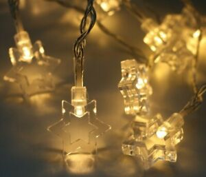LED-Draht-Stern-20er-Lichterkette-Sterne-warmweiss