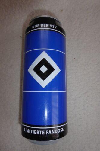 HSV Hamburger SV Bierdose Sammlerstück absolute Rarität