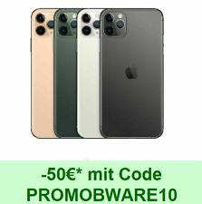 Apple iPhone 11 PRO MAX 256 GB Silber Gold Spacegrau Nachtgrün OHNE VERTRAG