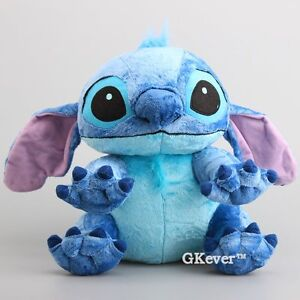 Genuine-Official-Lilo-amp-Stitch-Plush-Toy-Soft-Stuffed-Animal-Doll-12-039-039-Teddy