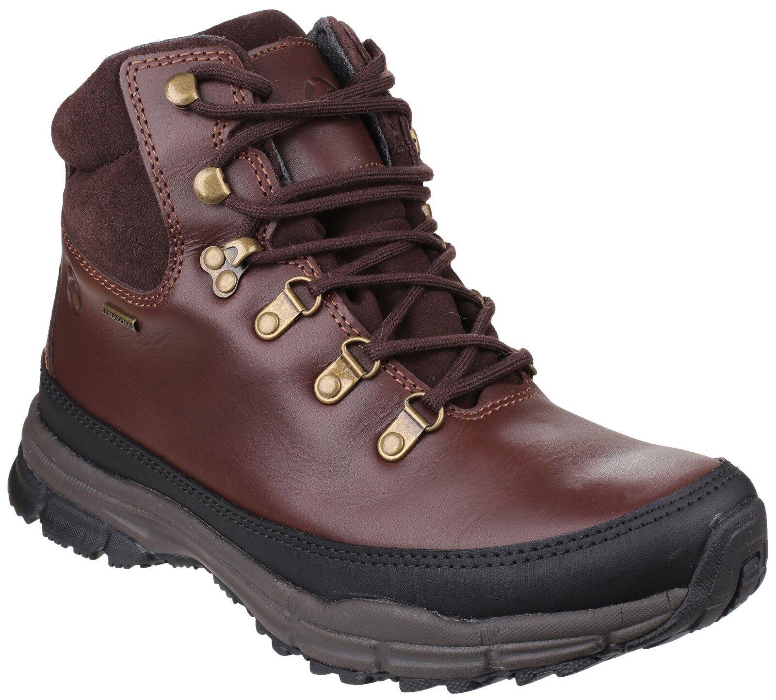 Cotswold Beacon Waterproof Damenschuhe Hiking Walking Lace Lace Lace up Boot UK 3-6.5 898a9e