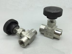 Nuevo 1pc G1//2 Hembra Válvula de aguja 304 Acero Inoxidable Control de flujo