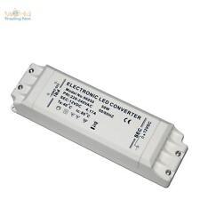 50W LED Trafo 12V / 4,17 A 12V DC Treiber Driver LEDs Adapter Vorschaltgerät EVG