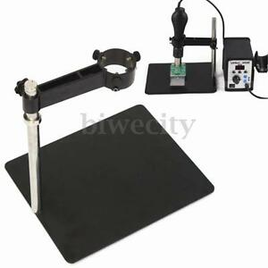 hot air heat gun clamp bracket holder repair platform rework soldering station ebay. Black Bedroom Furniture Sets. Home Design Ideas