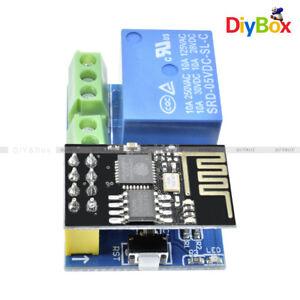 5V Wifi Relay Module ESP8266 ESP-01S Module For TOI APP Smart Home Controller