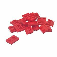Lego Plate Modified 1 x 2 with Door Rail Parts Pieces Lot ALL COLORS