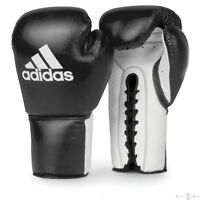 Adidas Pro Boxing Leather Kombat Gloves - Bc04