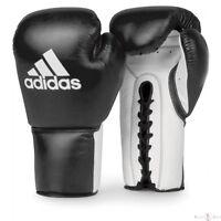 Adidas Pro Boxing Leather Kombat Gloves - Bc04