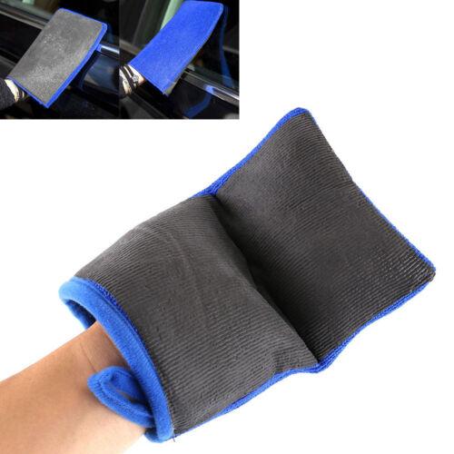 Auto Car Detailing Washing Cleaning Clay Cloth Towel Mitt Polishing Bar Gloves
