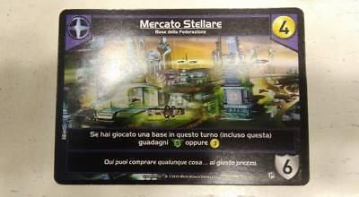Star Realms Carta Promo Pontone da Battaglia in Italiano