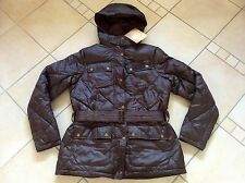Neu Barbour England Daunen Jacke Impressionen Nation Down Jacket 14