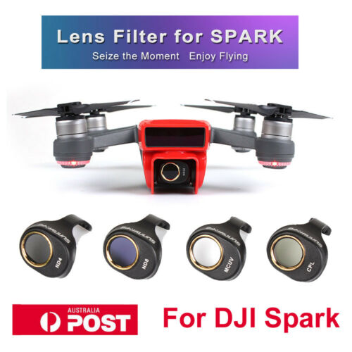 ND4+ND8+ND16+ND32+MCUV+CPL HD 6 Lens Filters Camera Accessorie For DJI Spark