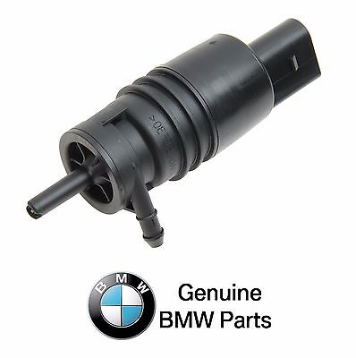 For 2001-2006 BMW 325Ci Washer Pump 63998ZB 2004 2005 2002 2003