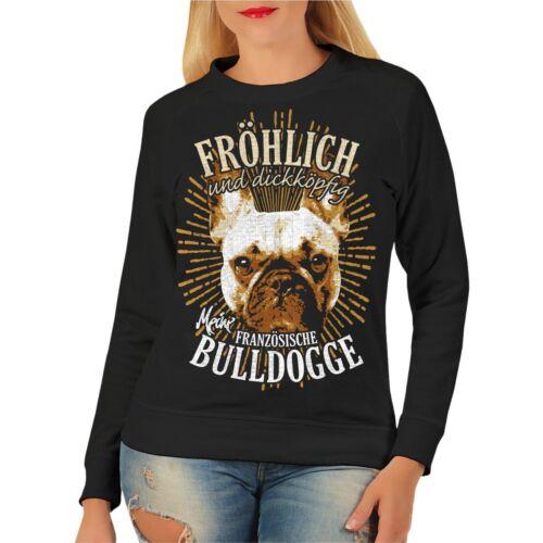 donna Bulldog Razze Felpa Companion Bulldog francese francese da Cani gRfqwR