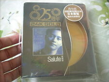 a941981  Leslie Cheung 張國榮 Made in Japan Sealed 24K Gold CD Salute