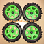 220MMX106MM-wheel-tire-tyre-for-Traxxas-X-maxx-6s-8s-directly-install miniature 1