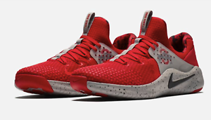 Nike Men's Free TR TR TR 8 Ohio State University  OSU Training shoes new with box 61b47c