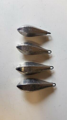 FISHING  4IN 1  HEXI LEAD WEIGHT MOULD 2oz 2.5OZ 3OZ 3.5oz CARP FISHING