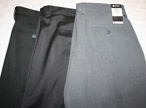 84e8e6760b Haggar Travel Performance Suit Separates Men s Dark Dress Pants NWT ...