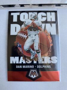 2020 Panini Mosaic Touchdown Masters Mosaic Dan Marino #TM12 Miami DOLPHINS