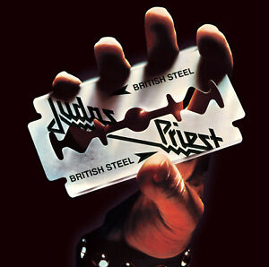 Judas-Priest-British-Steel-New-Vinyl-LP