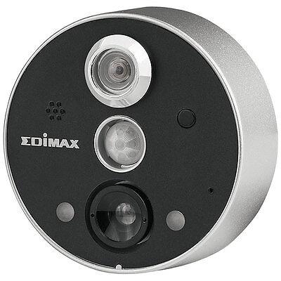 EDIMAX IC-6220DC WLAN-Türspionkamera mit Appsteuerung
