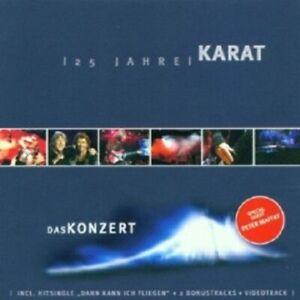 KARAT-25-JAHRE-KARAT-DAS-KONZERT-CD-13-TRACKS-DEUTSCH-ROCK-amp-POP-LIVE-NEU