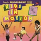 Kids in Motion by Greg & Steve (CD, Dec-1995, Young Heart)