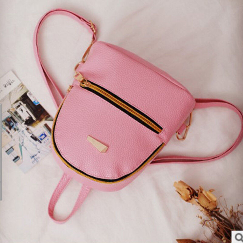f1201ad375f76 1Pc Mini Backpack Purse Small Backpack Shoulder Rucksack Bag for Women Girls  4 4 of 11 ...