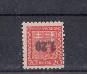 ASCH 1938 SUDETENLAND Mi.Nr. 3K POSTFRISCH