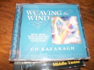 Ed-Kavanagh-Weaving-The-Wind-NEWFOUNDLAND-CELTIC-HARP-Fergus-OByrne-Dave-Pant