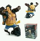 "ONE PIECE- D. LUFFY CHAMPION 2014 17 CM/ANIME FIGURA SCULTURES BIG 6,7"" IN BOX"
