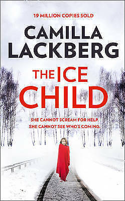 1 of 1 - The Ice Child by Camilla Lackberg - Large Paperback - 20% Bulk Book Discount