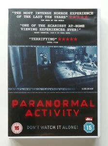 Paranormal-Activity-DVD-Katie-Featherston-Used-Excellent-Condition-C3