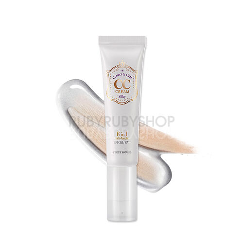 ETUDE HOUSE Correct & Care CC Cream - #01 Silky (SPF30 PA++) BRINGBRING